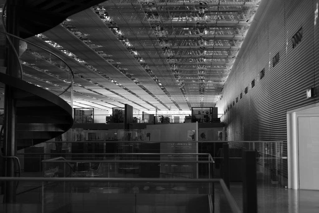 Space Age Interiors - mezzanine image