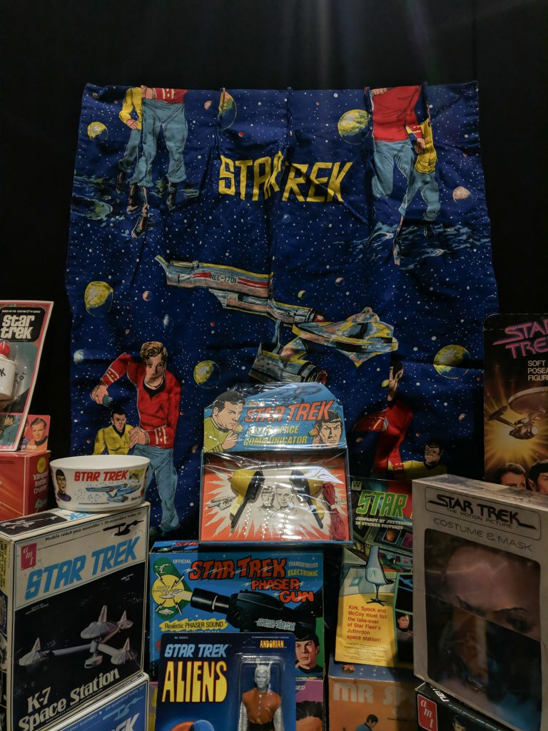 Destination Star Trek Part 3 - memorabilia 1 image