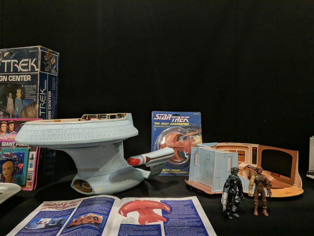 Destination Star Trek Part 3 - memorabilia 4 image