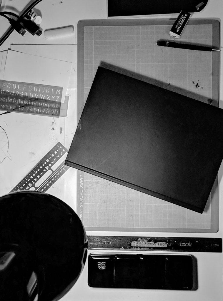 murpworks Studio - preparation image