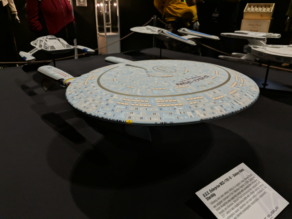 murpworks NCC-1701-D Model image